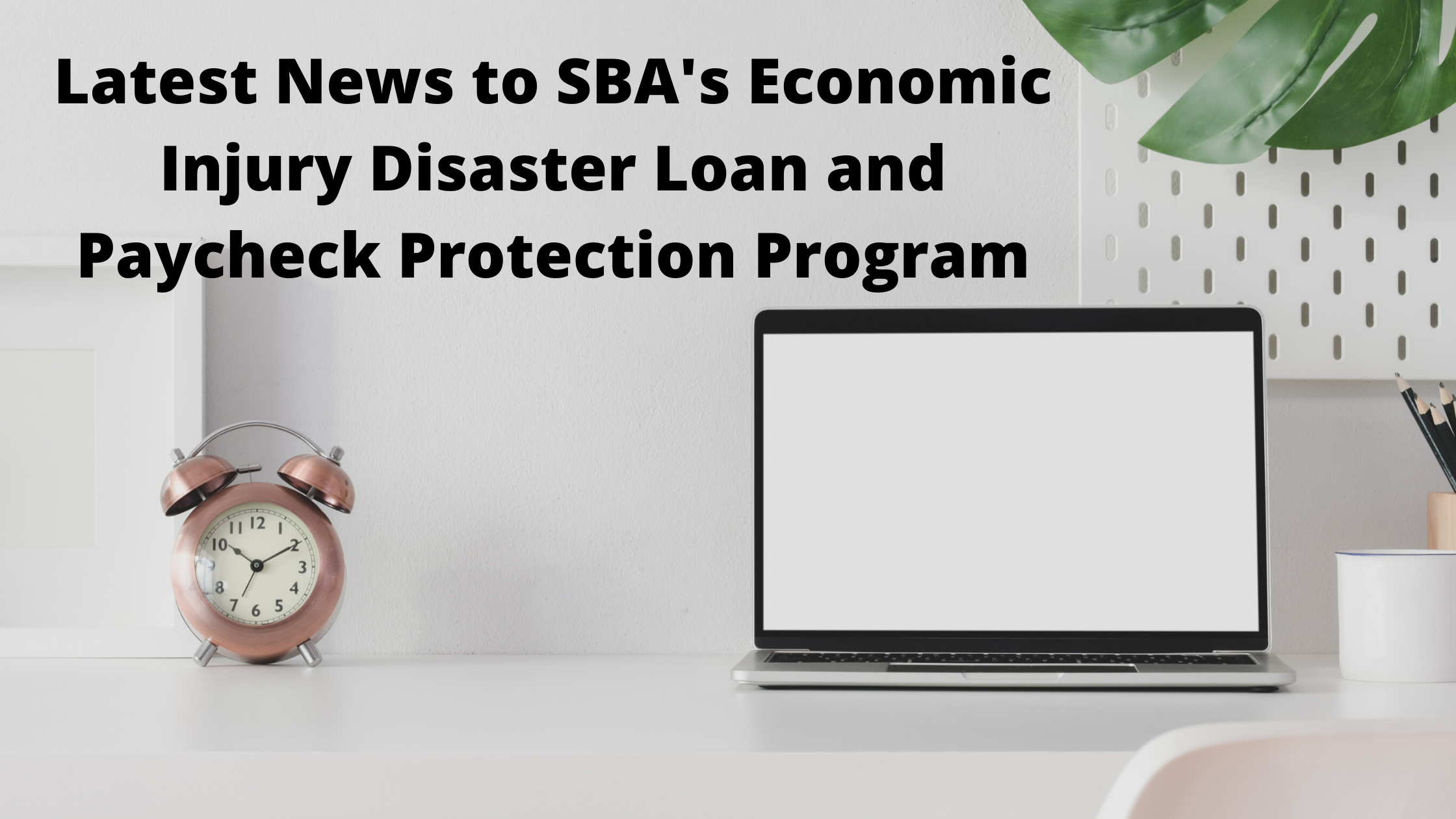 SBA Economic Injury Disaster Loan