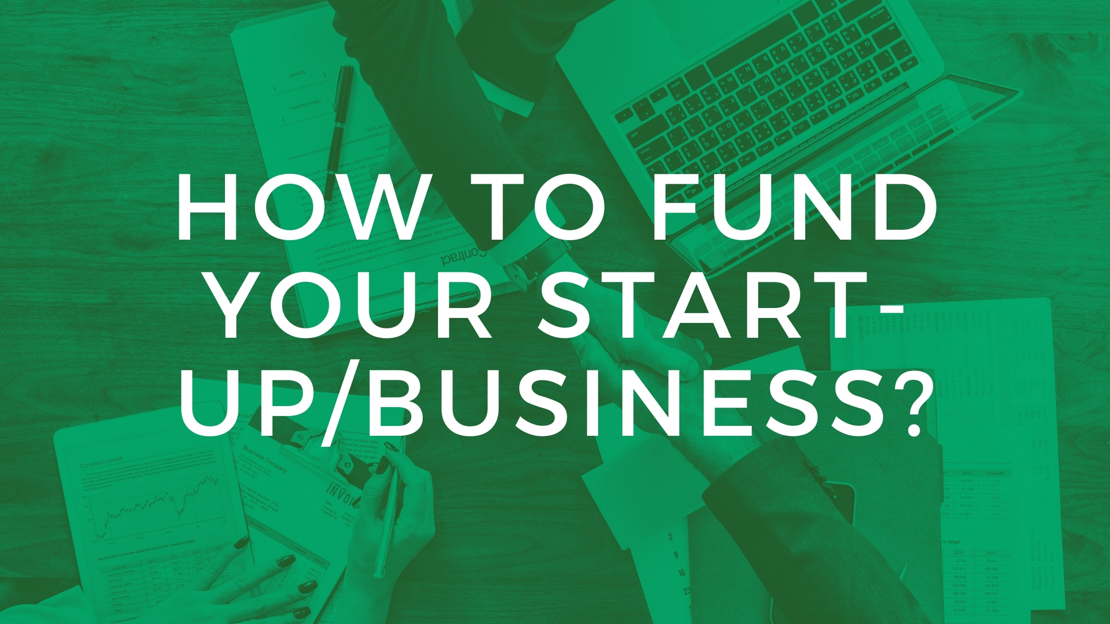 how-to-fund-your-start-up-Business